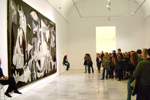 Tickets for the Reina Sofia Museum