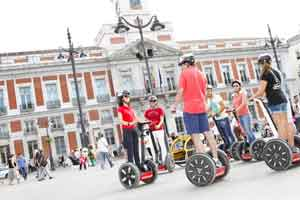 Tour Segway Madrid
