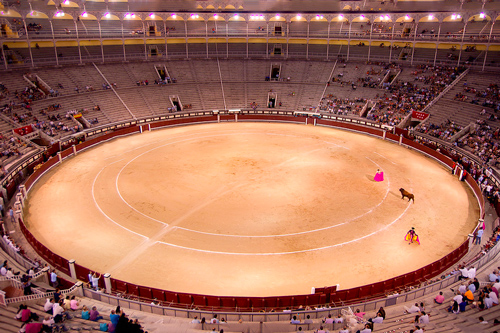 Tour of the Las Ventas Bullring