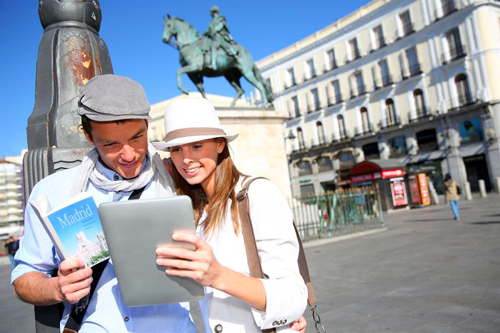 Tourist Guide in Madrid