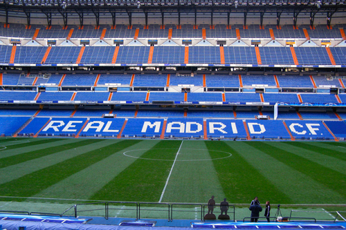 Tour of the Bernabéu Stadium