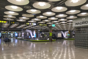 How to get from Barajas Airport to Madrid