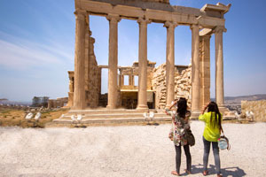 English Guide in Athens