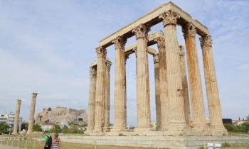 Taxi en Atenas