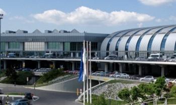 Taxi en el aeropuerto Ferihegy