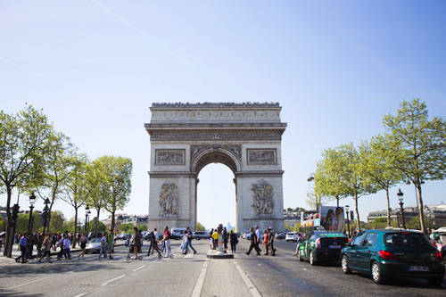 Arc de Triomphe Tickets