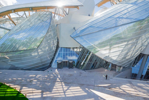 Louis Vuitton Foundation Tickets