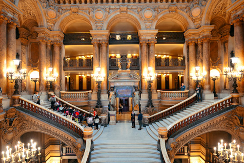 Tickets to the Opera Garnier
