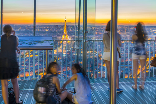 Tickets for  Montparnasse Tower