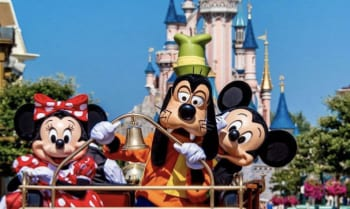 private taxifrom Charles de Gaulle to Disneyland Paris
