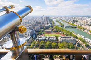 Panorama Eiffel Tower