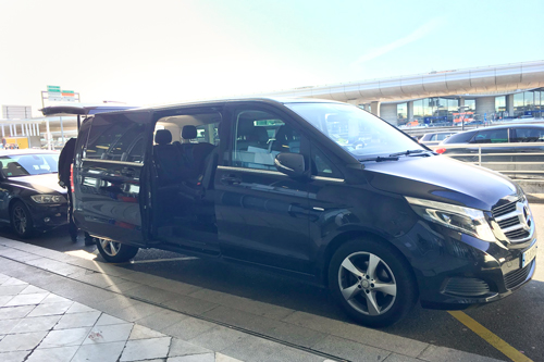 Charles de Gaulle Airport Shuttle