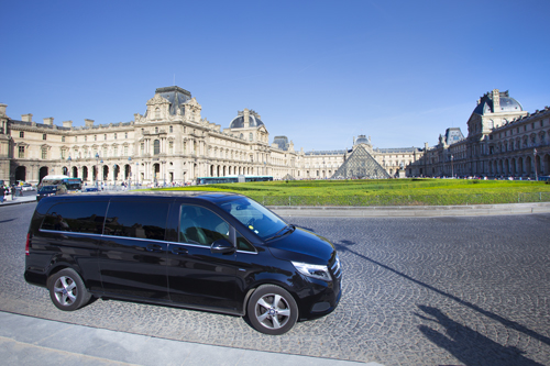 Paris Airport Shuttle